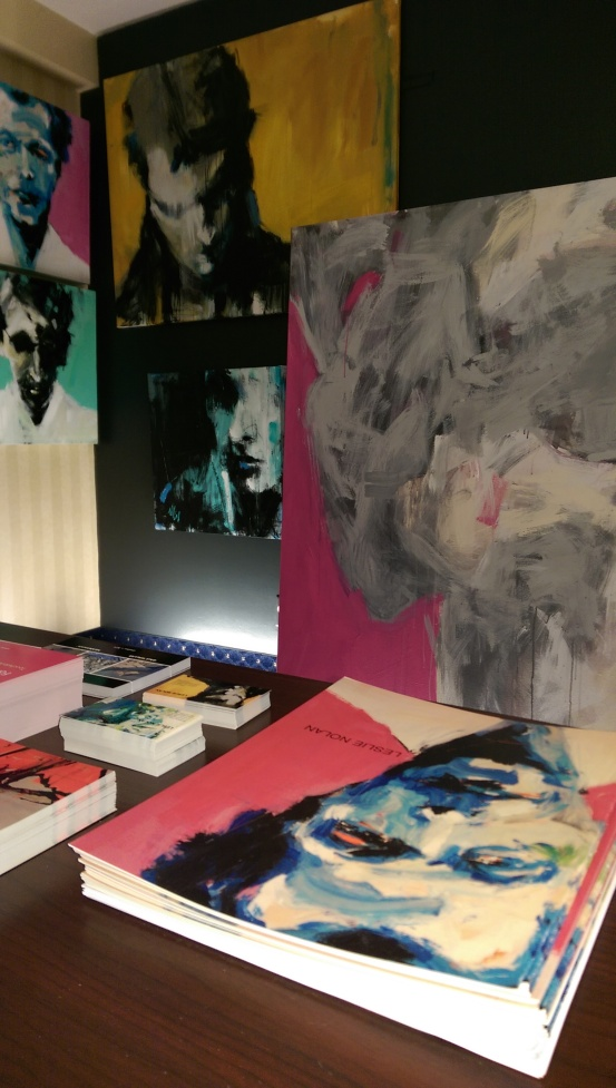 Touchstone Gallery Room at (e)merge 2014