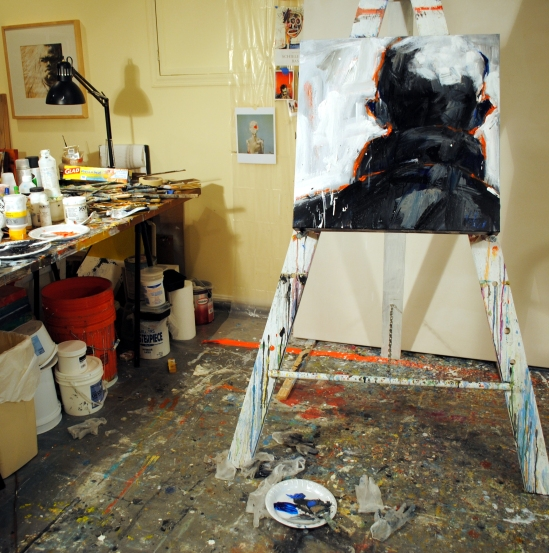 Something Different In the Studio of Leslie Nolan