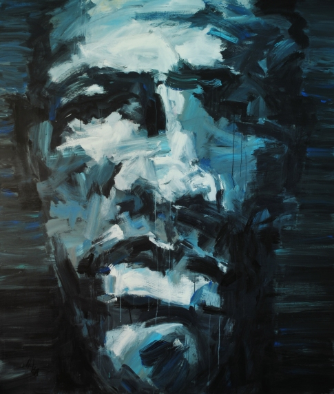 Low Down by Washington, DC Artist Leslie Nolan